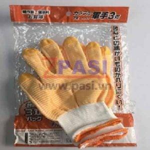Bao tay polyeste 3 mau BH204-XX (1)