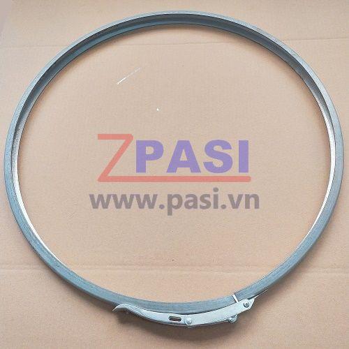 Dai thung phuy sat 220L nap mo khoa kep VT301A-XXX